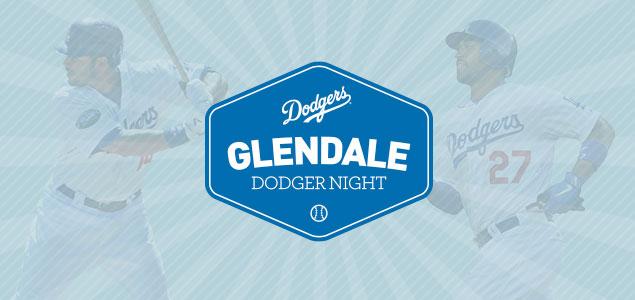 Events - Glendale Dodger Night