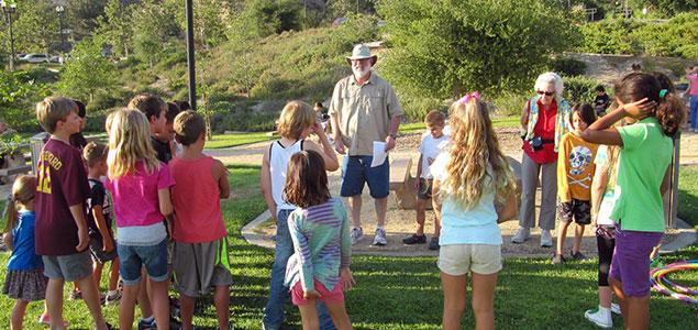 Glendale Outdoors! GO Program