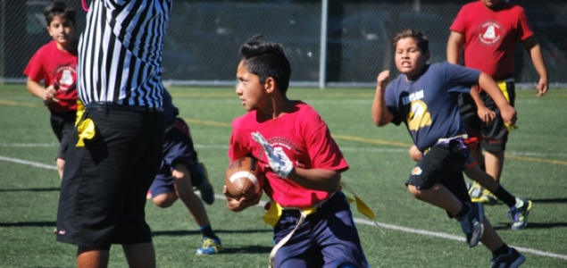 Projects - One Glendale Youth After School Sports Program